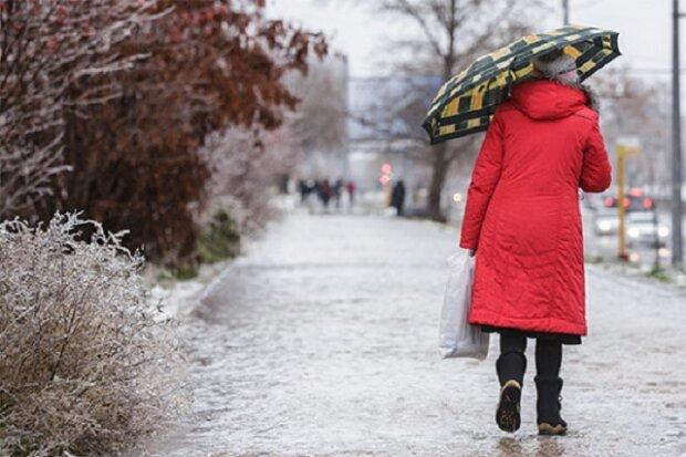 Парасольки напоготові: стихія влаштує запорожцям холодний душ 25 грудня
