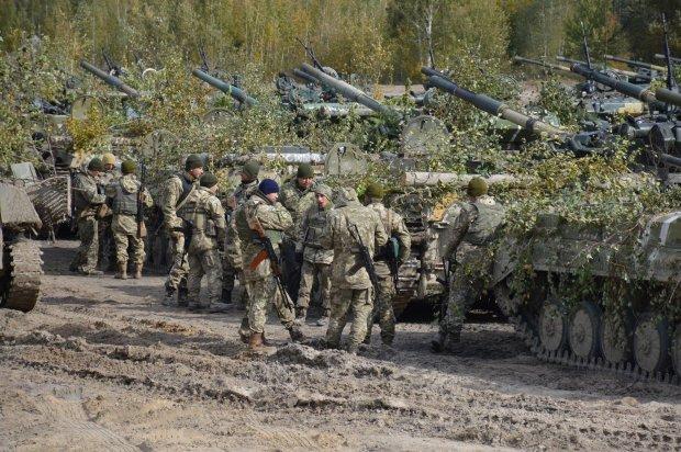 Козацкая воля 2018: ВСУ подняли тысячи солдат по тревоге