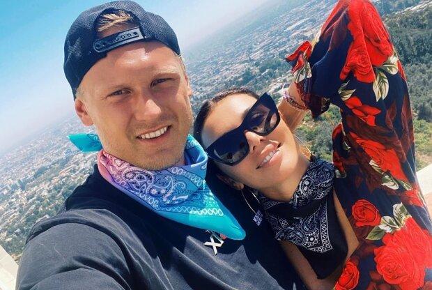 Анна Седокова и Янис Тимма, фото - https://www.instagram.com/annasedokova/