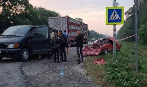 Підліток без прав влаштував ДТП у Львівській області: двоє загиблих