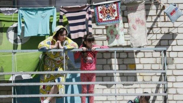 Гуртожиток у місті Вишневому під Києвом, фото: bbc