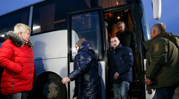 Звільнення українських полонених