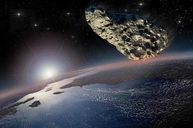 Світу вперше показали відео з летючого астероїда