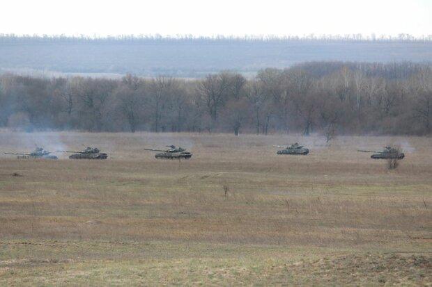 Война на Донбассе, фото - Facebook-страница ООС