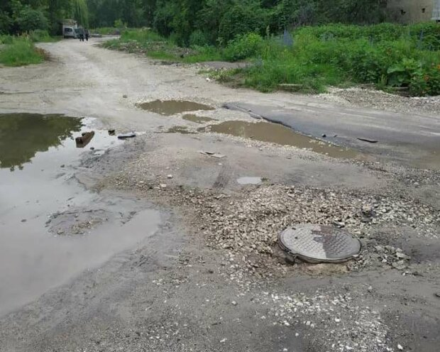 На Тернопольщине обнаружили улицу-призрак, забытую коммунальщиками - как в Чернобыле