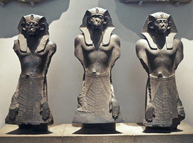 Древнеегипетские безносые статуи: ученые раскрыли шокирующую тайну