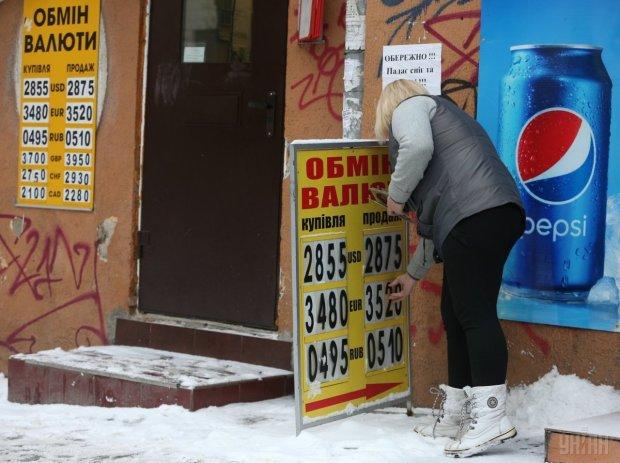 Курс валют на 25 февраля: гривна обыграла доллар