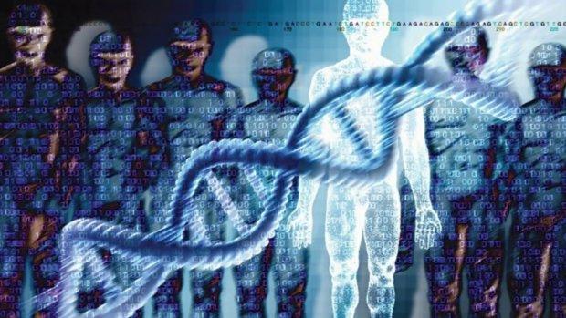 Гены инопланетян