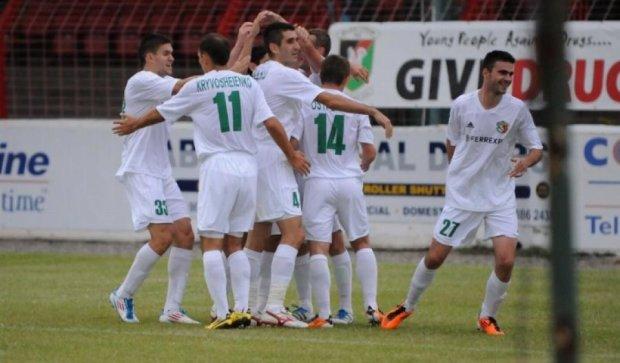 УЕФА разрешил «Ворскле» играть матчи Лиги Европы в Полтаве