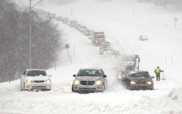 Погодний стрибок: українці відчують лють зими