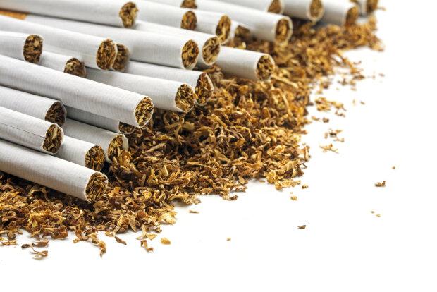 Сигареты, табак \\ фото Испания по-русски