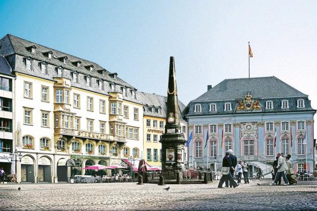 Подорож до Німеччини: чому варто відвідати Бонн