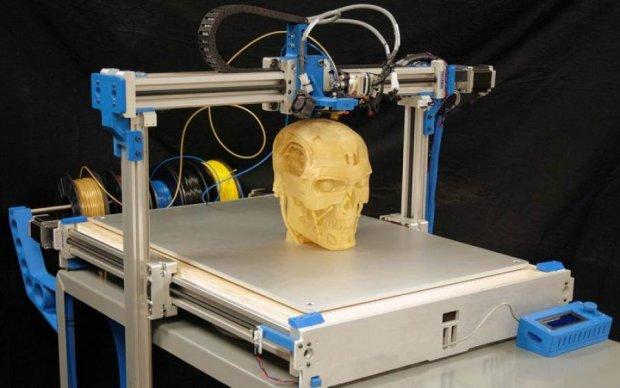 3D-принтер заставят ускориться