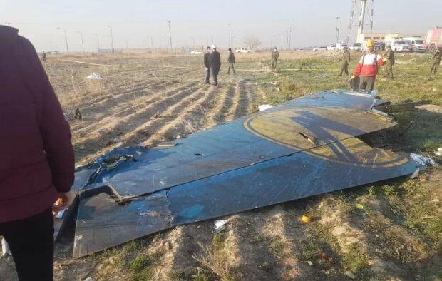 Крах літака МАУ в Ірані, фото: Українські новини