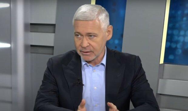 Ігор Терехов, скріншот з відео