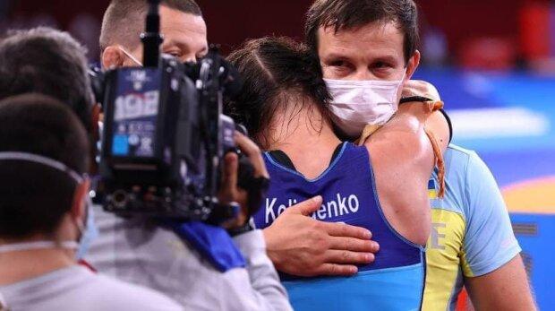 Ірина Коляденко віддала квартиру своєму тренеру / Фото : Facebook
