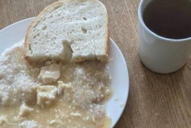Обед в школьной столовой, фото: Народный Ревизор
