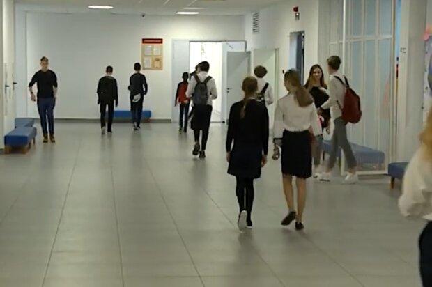 Обучение в школе, фото: кадр из видео
