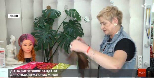 """Онкохвора львів'янка з великим серцем висушує сльози таких, як вона: """"Круто, стильно та модно"""""""