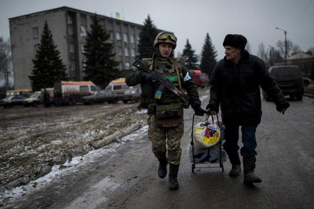 Бої за Дебальцеве: ворог облюбував ласий шматок Донбасу, Україні дали знак