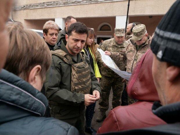 """Зеленський напророкував Україні мир на Донбасі: """"Будь-яка війна закінчується..."""""""