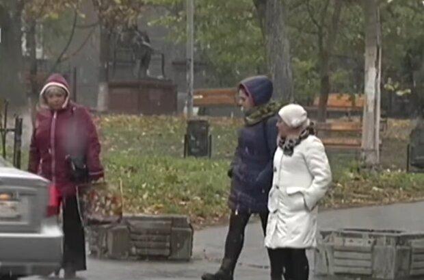 Погода в Украине, фото: кадр из видео