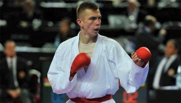 Украинский каратист выиграл серебро чемпионата мира