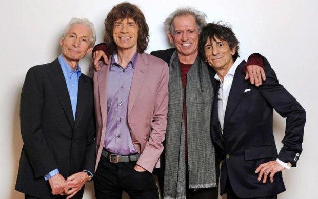 Украинским фанатам The Rolling Stones подготовили шикарный подарок