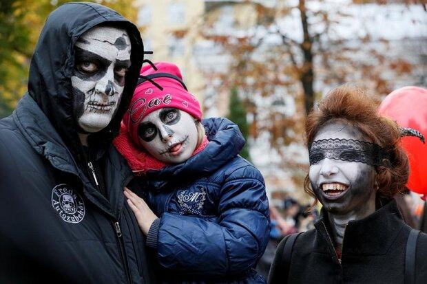 Зомбі, відьми та мутанти окупують центр Києва: буде страшно весело