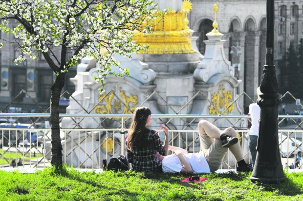 У травні на українців чекає температурна аномалія: такого не було вже багато років