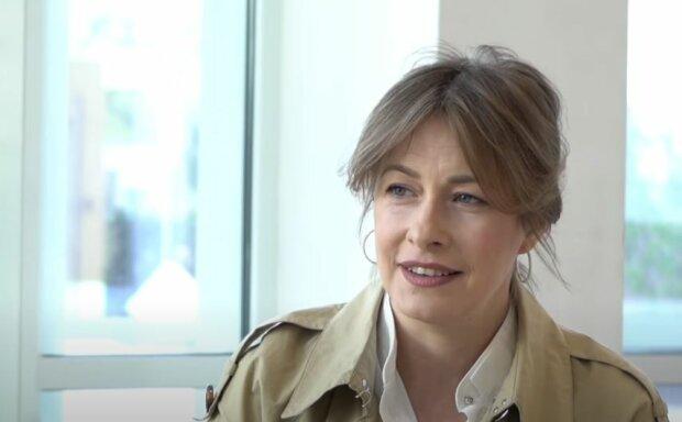 Елена Кравец, скриншот: YouTube