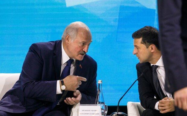 """Зеленський і Лукашенко висміяли Путіна в прямому ефірі: """"Старий лис знає щось"""", відео"""