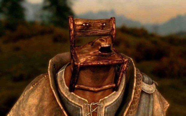 Новое дополнение для Skyrim довело геймеров до истерики