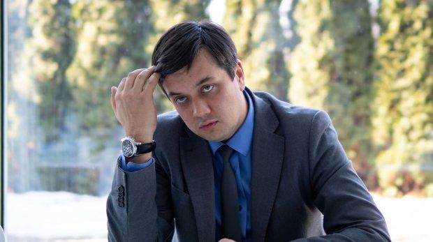 """Разумков открестился от скандального заявления Богдана: """"Это позиция Андрея"""""""