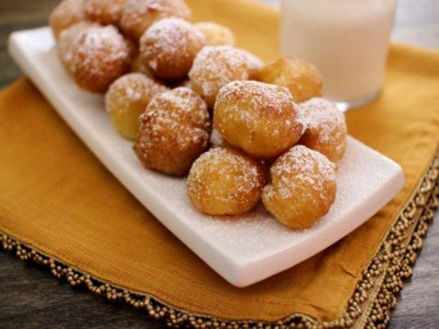 Рецепт итальянских пончиков всего за 15 минут