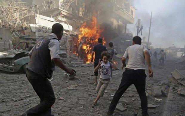 Ракетний удар по Сирії: перші дані про постраждалих
