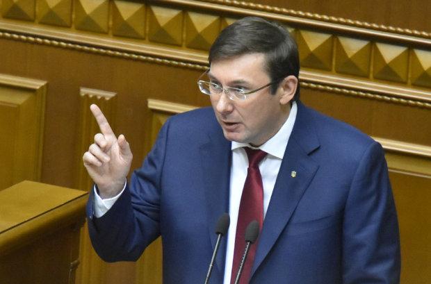 Генеральный прокурор  Украины предложил ввести новые санкции против Российской Федерации