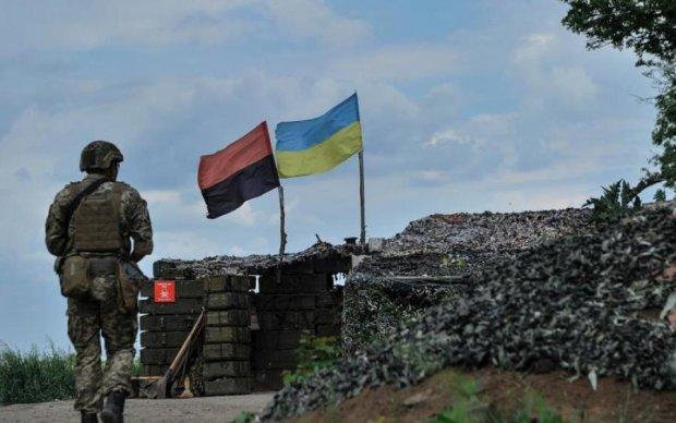 Українські герої добряче провчили путінських бойовиків на Донбасі