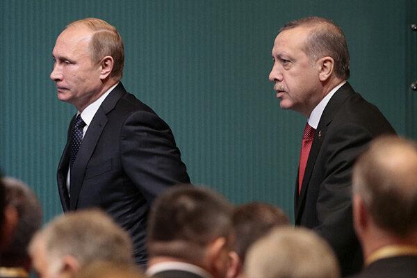 """Путін з Ердоганом оголосили доленосне рішення щодо Сирії: """"Джерело миру"""" припиняється"""