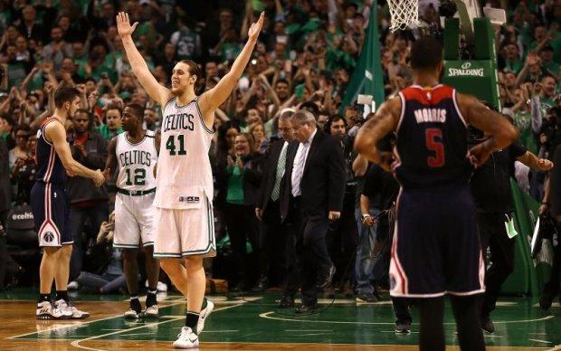 НБА: Бостон обіграв Вашингтон у вирішальному матчі серії