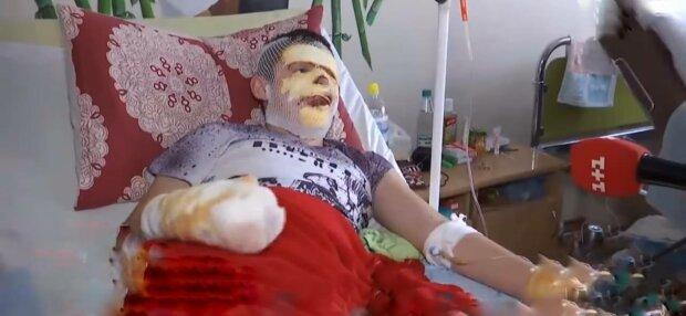 Герой року від ТСН, фото: скріншот з відео