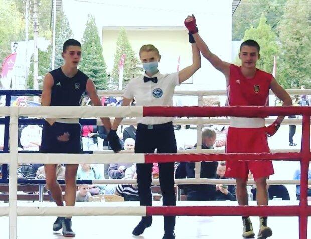 Чемпионат Украины по боксу среди юниоров