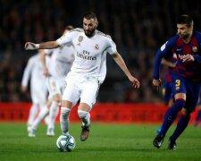 Реал и Барселона сыграли вничью 0:0