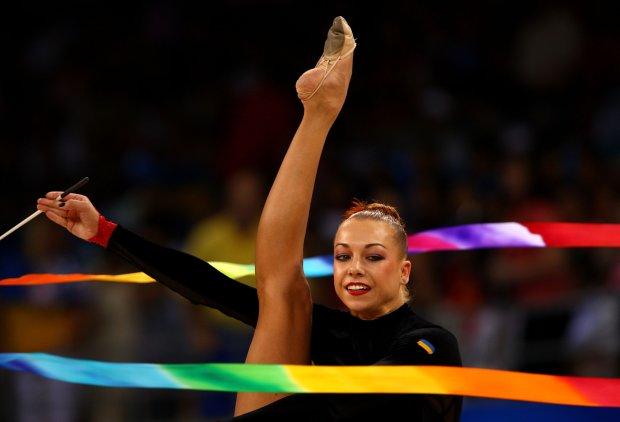 Украинская гимнастка обнажилась в Дубае: огненное фото