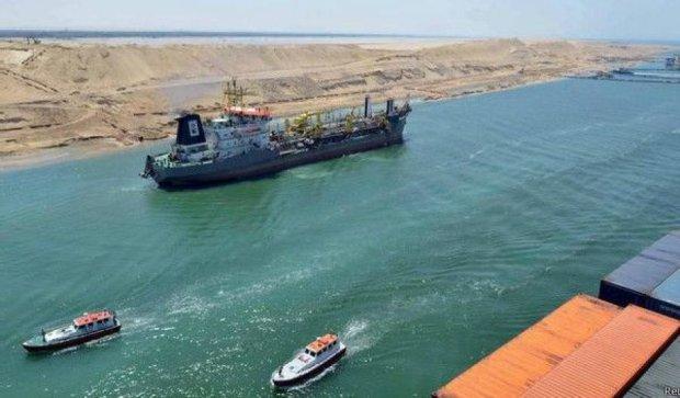 У Єгипті запустили другий Суецький канал