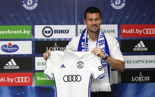 Мілевський дебютував за новий клуб у єврокубках