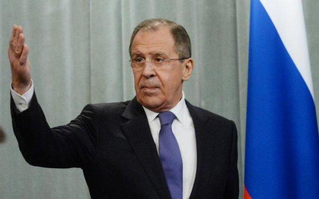 Пропаганда та істерика: Лавров знову переплутав Росію і Захід
