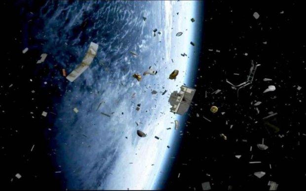 NASA создало космический пылесос