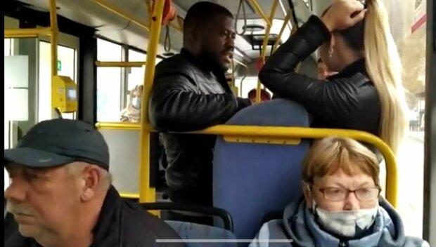 Транспорт в Запоріжжі, фото: скріншот з відео