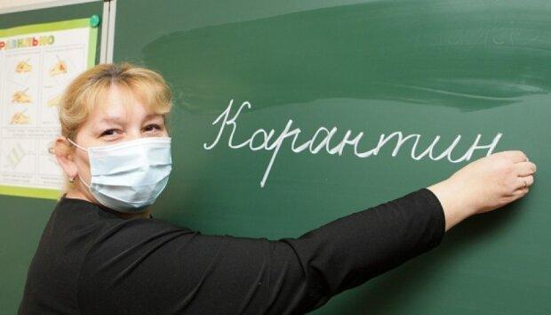 На школы Львовщины в панике вешают замки, где уже свирепствует опасный вирус